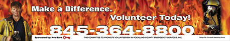 Canned Fire Volunteer Firefighter Recruitment and Retention Campaigns - Horiz Banner