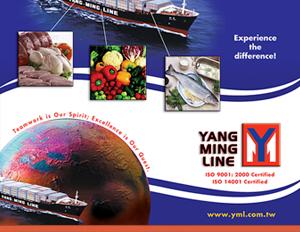 Yang Ming Line - Print Ads